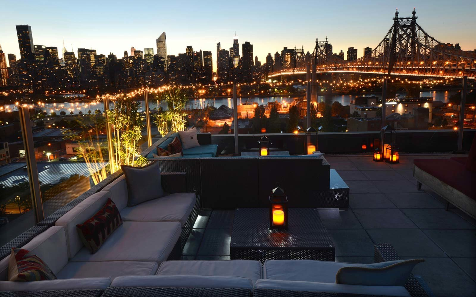 Best Rooftop Bars Nyc 2019 Best Rooftop Bars in NYC | Travel + Leisure