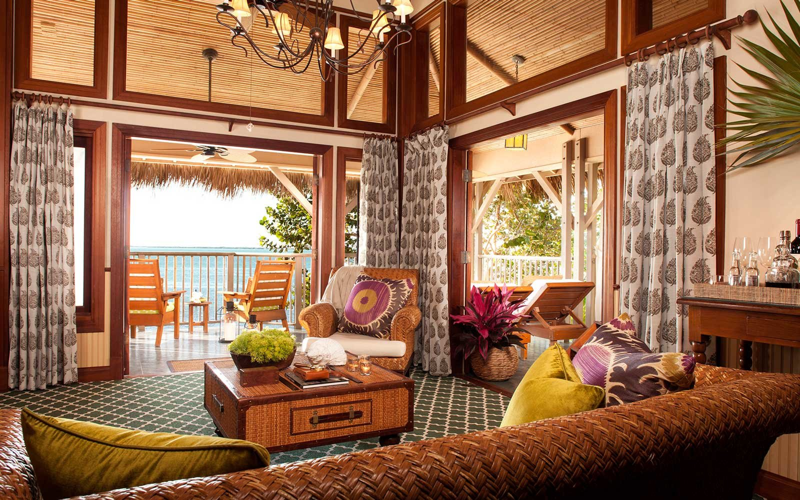 Grand Suite at Little Palm Island in Florida