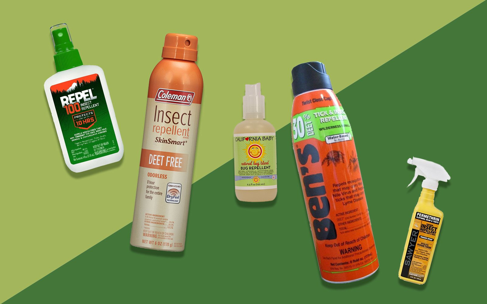 The 9 Best Bug Sprays for Travel | Travel + Leisure