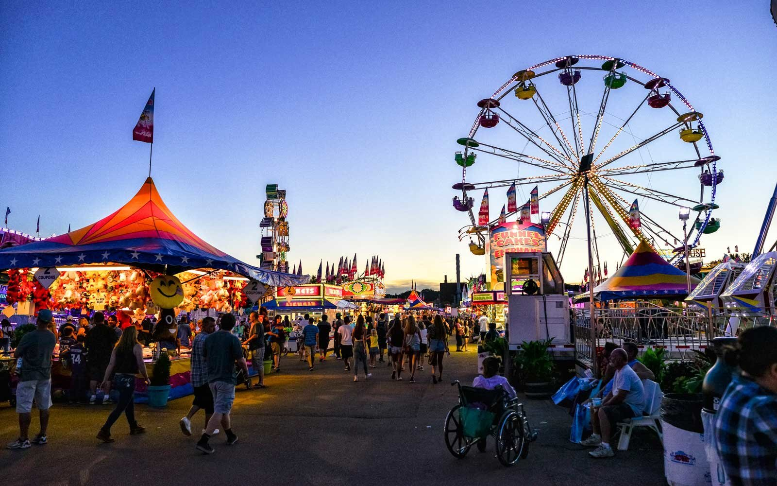The Best State Fairs For 2018 Travel Leisure