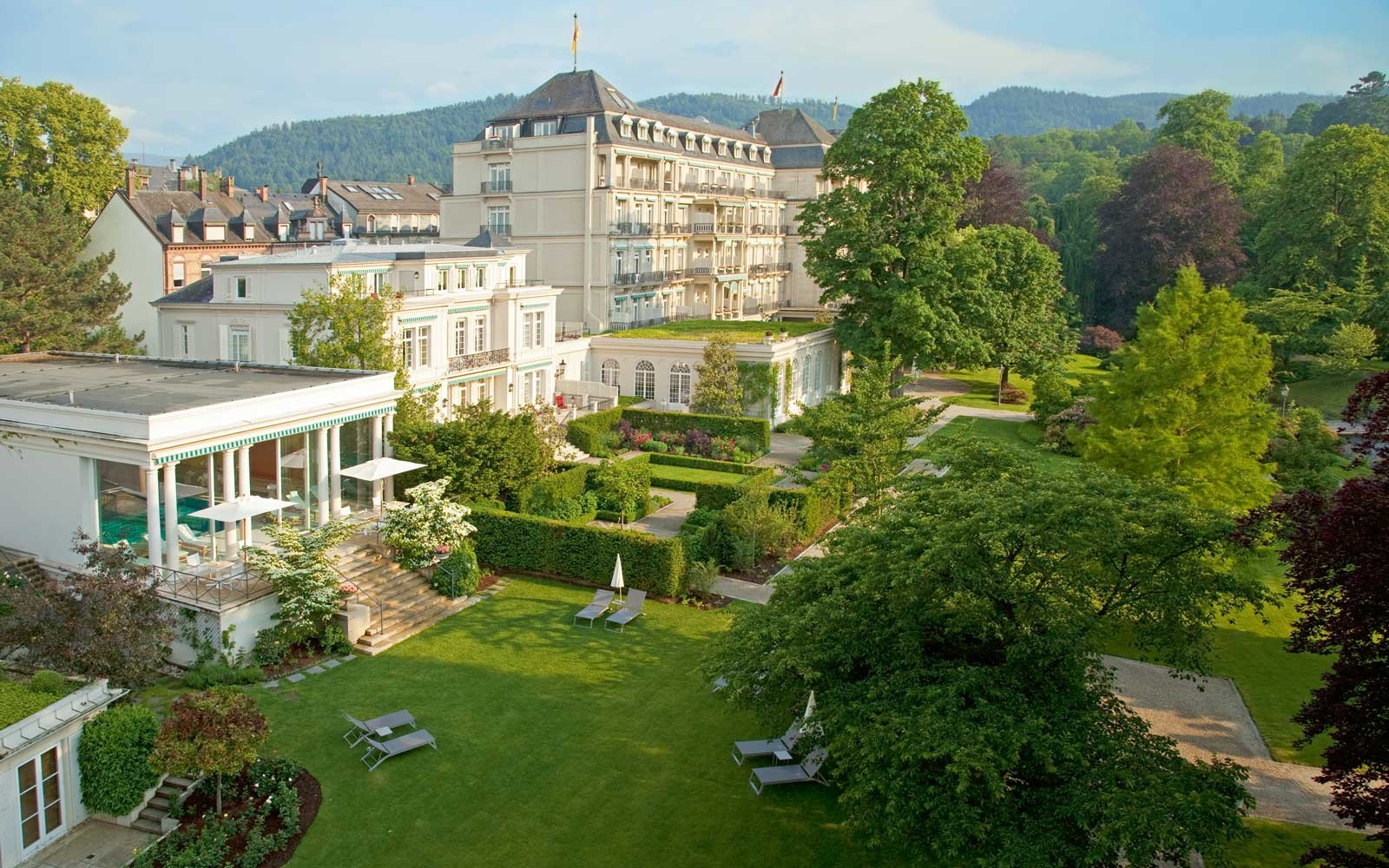Brenners Park-Hotel & Spa in Germany's Black Forest