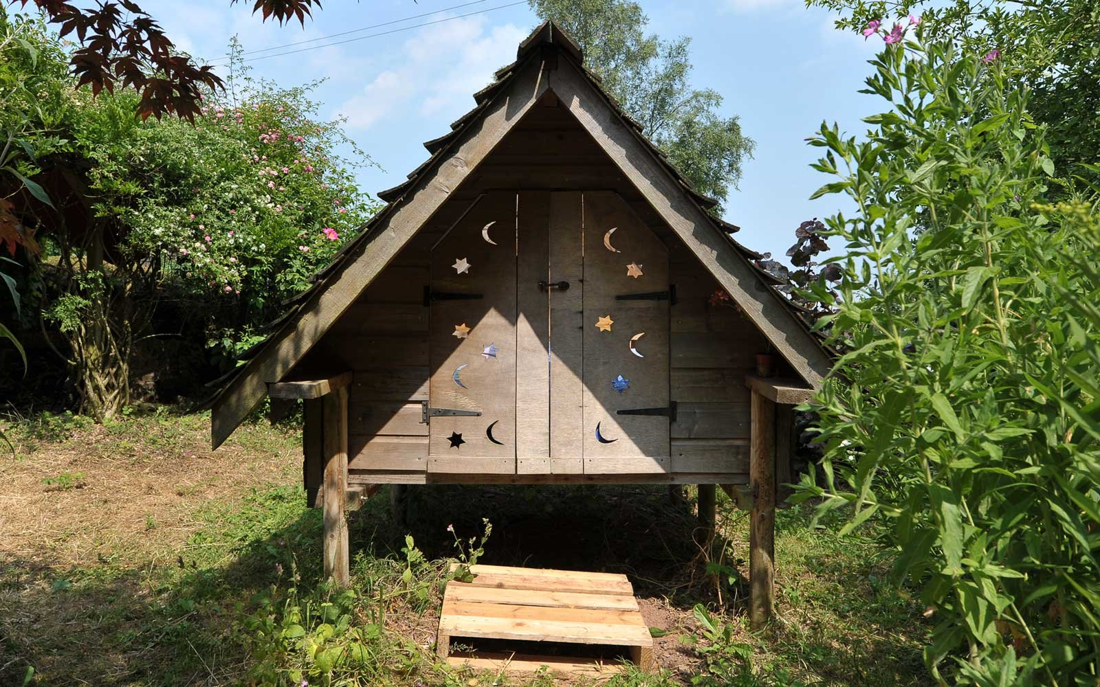 Country Garden in UK