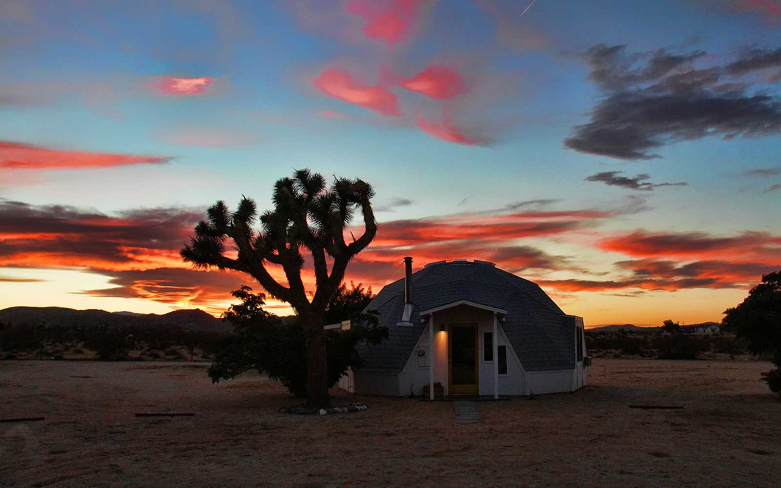 Joshua Tree Dome