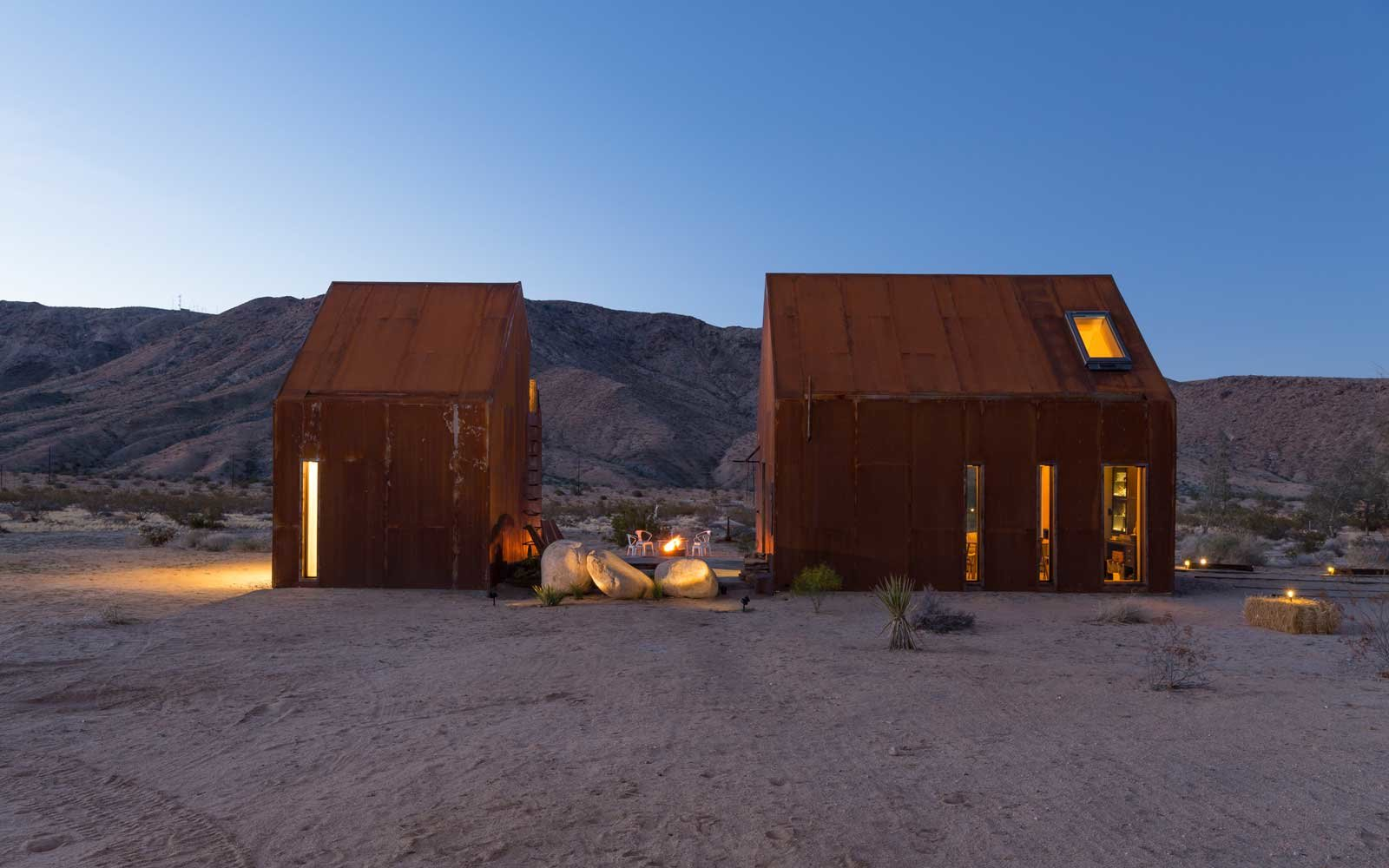 Palm Springs Cabin