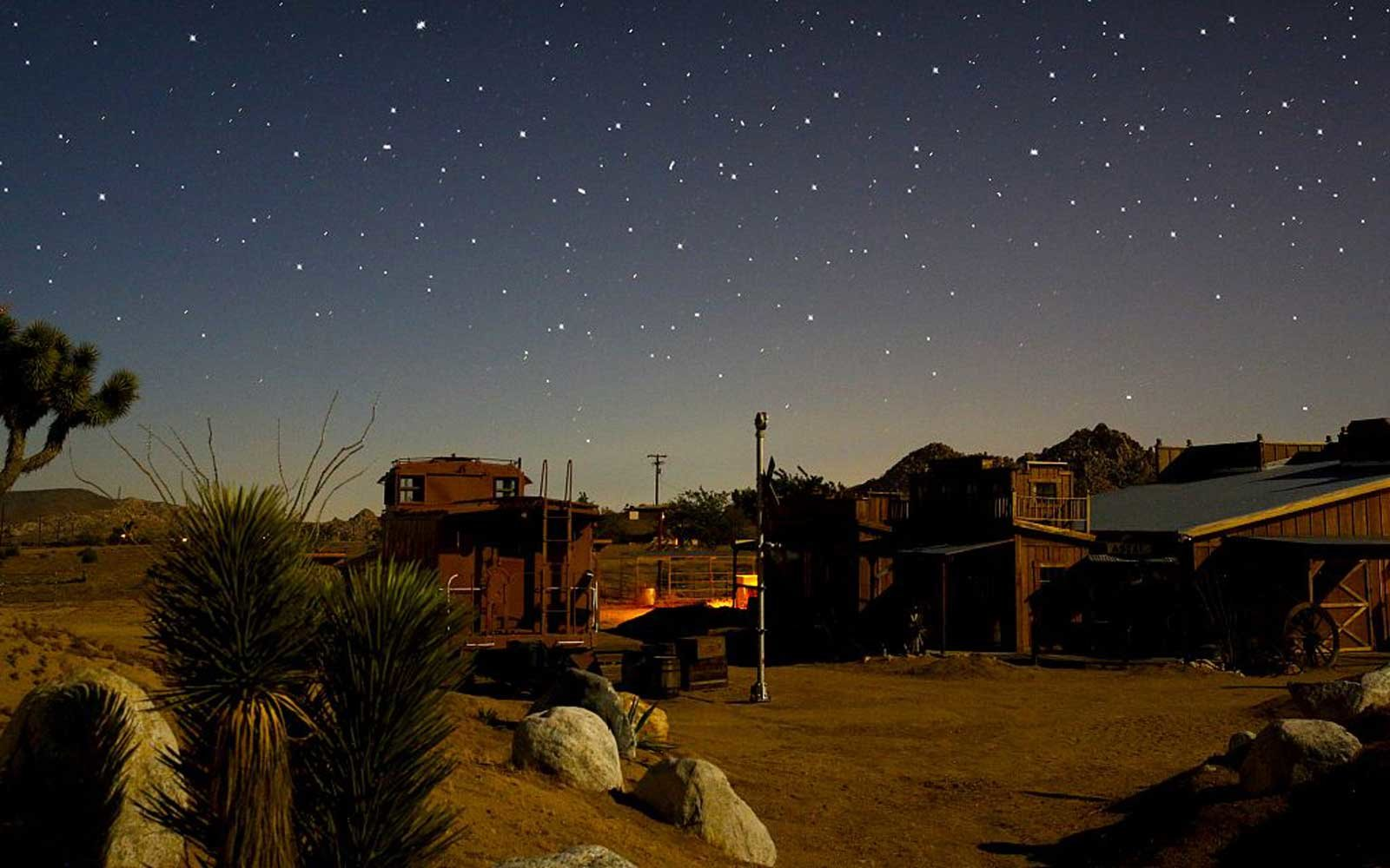 Desert Retreat, San Bernardino's High Desert, California