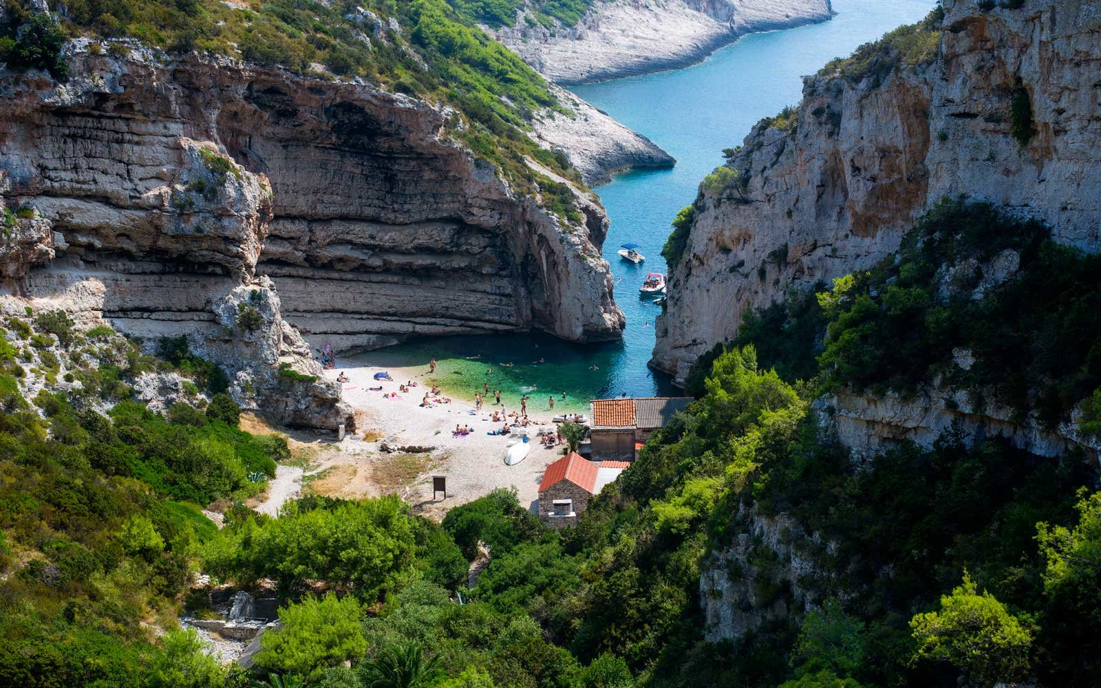 This Tiny Picturesque Island Is Standing in for Greece in 'Mamma Mia 2'