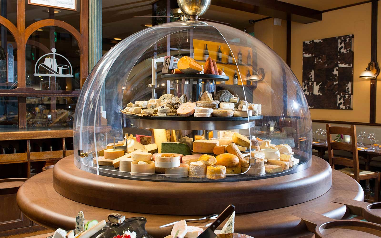 Cloche a Fromage in Strasbourg, France