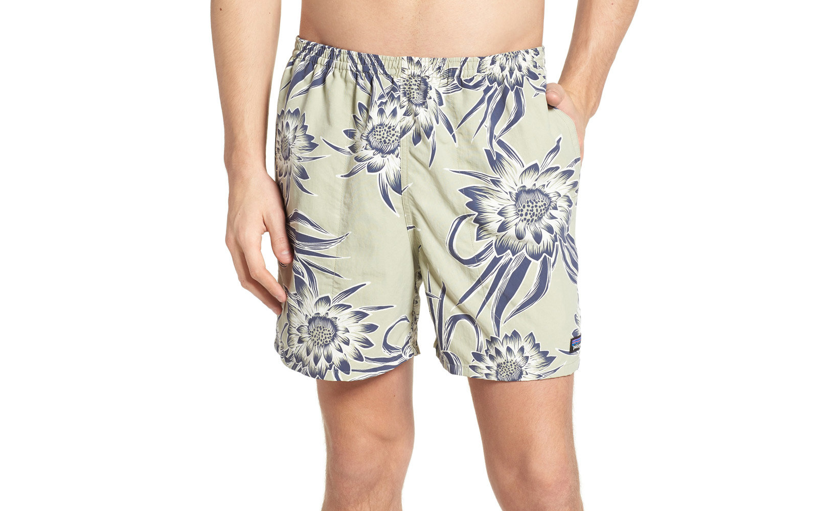 patagonia mens swim trunks