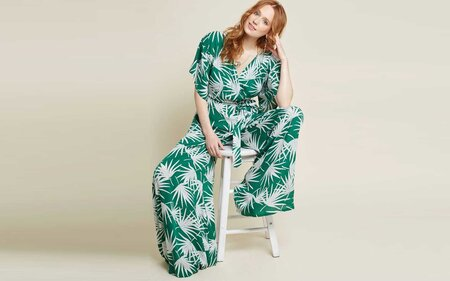 3ee1eea9147 Palm-print Pieces for When You Just Can t Let Go of Summer