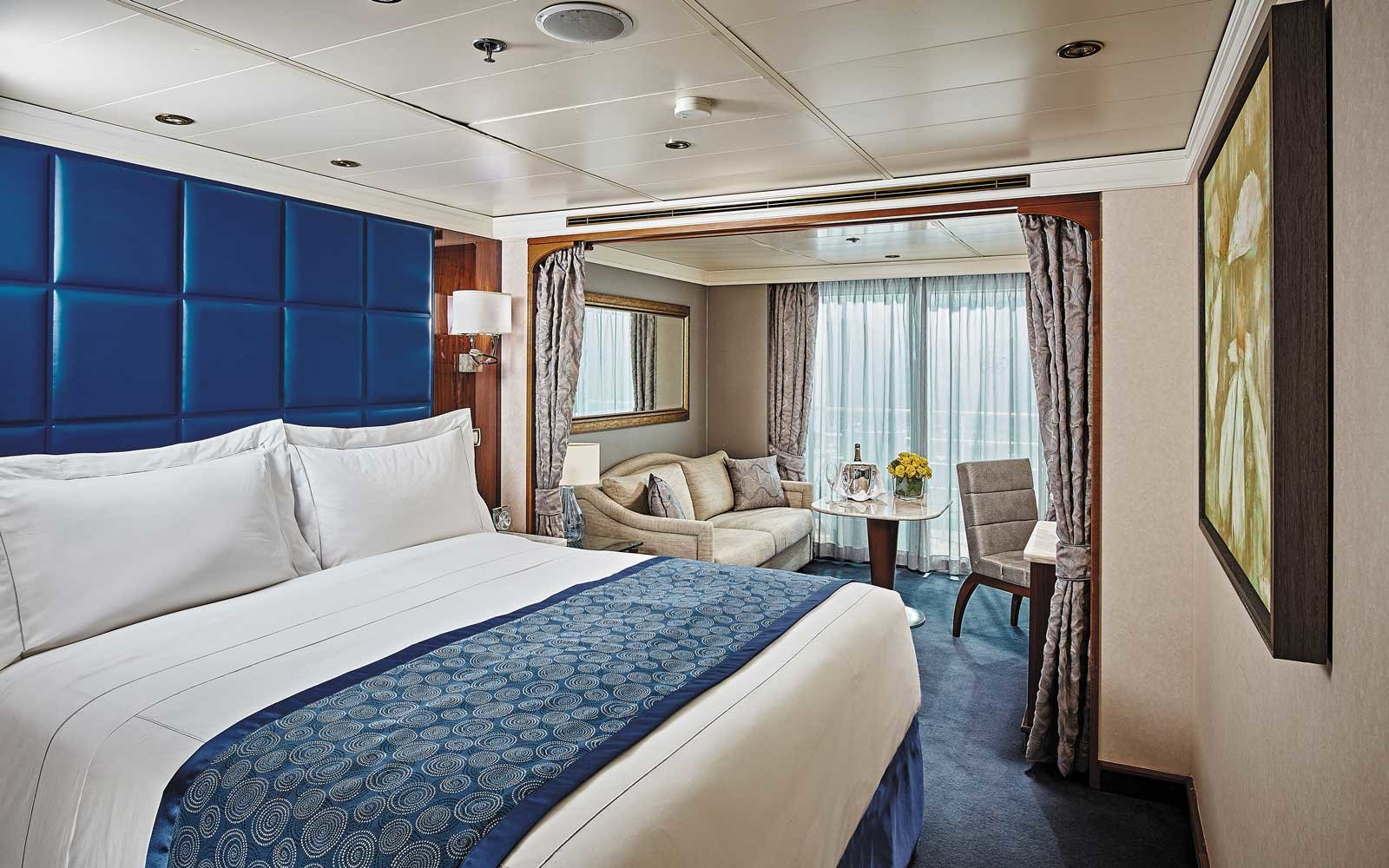 Interior of the Regent Seven Seas Navigator ship