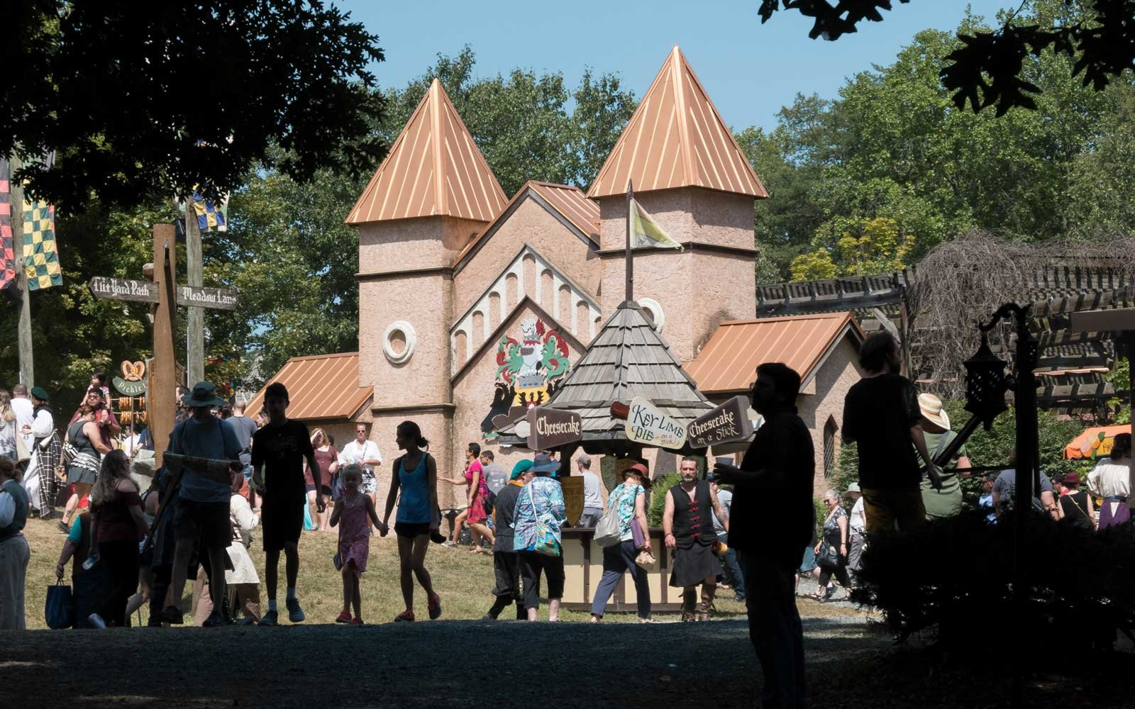 Scenes from the Maryland Renaissance Faire