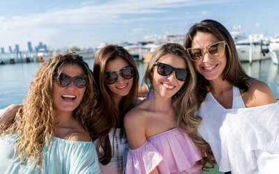 Cute Instagram Captions for a Bachelorette Party | Travel +