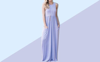 bc5a413ad8a People Are Obsessed With This Super-comfy Amazon Maxi Dress That s ...