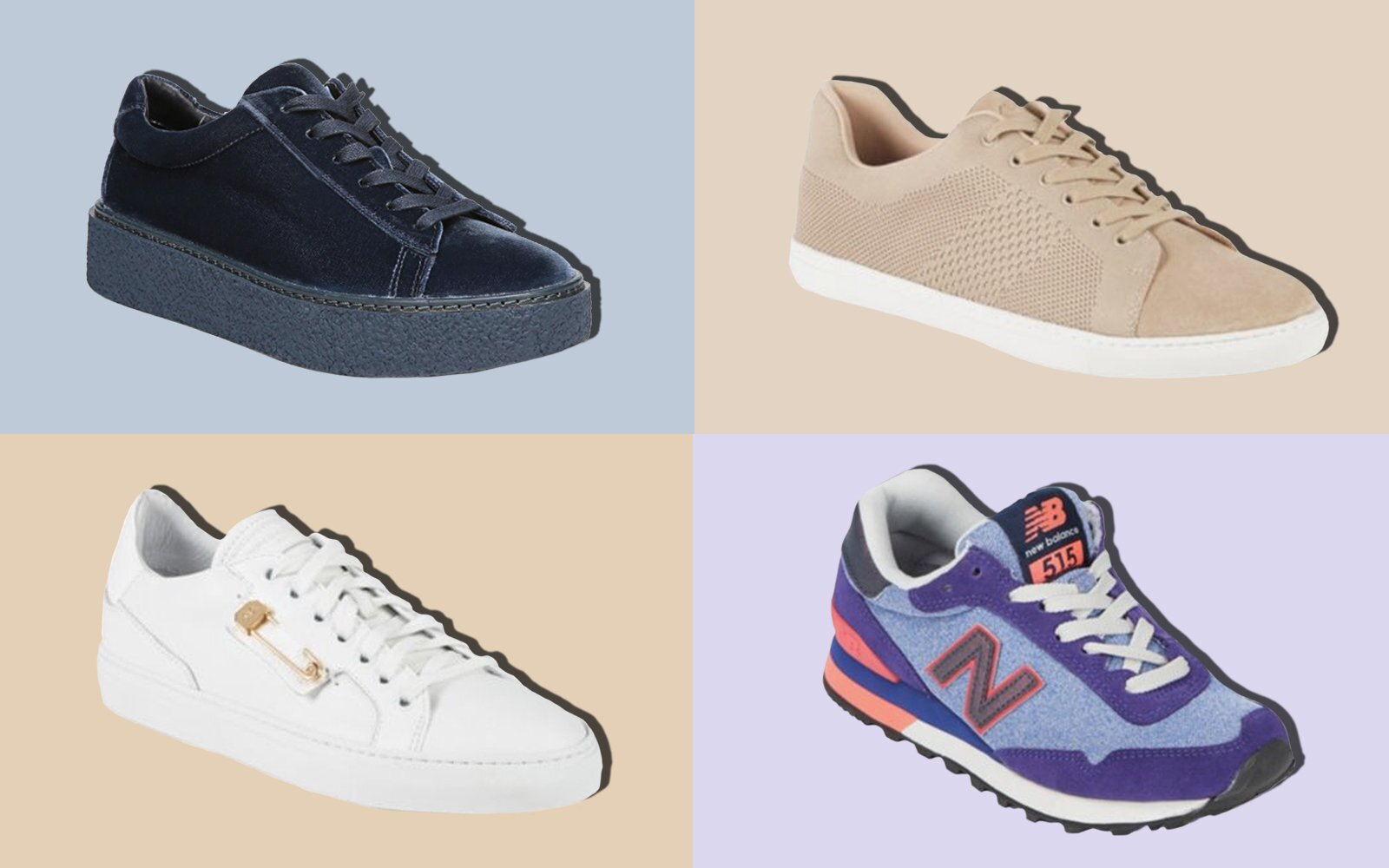 f160e6812 Saks Off 5th's 48-hour Sale Has Cute and Comfy Sneakers for Under ...