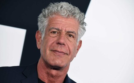 0a27999715 Scenes From Anthony Bourdain s Last Completed Episode of  Parts ...