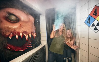 Why Universal Studios' Halloween Horror Nights Are the Scariest of