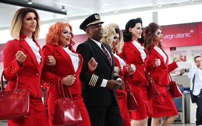 Virgin Atlantic Is Now Selling Tickets for Its First 'Pride