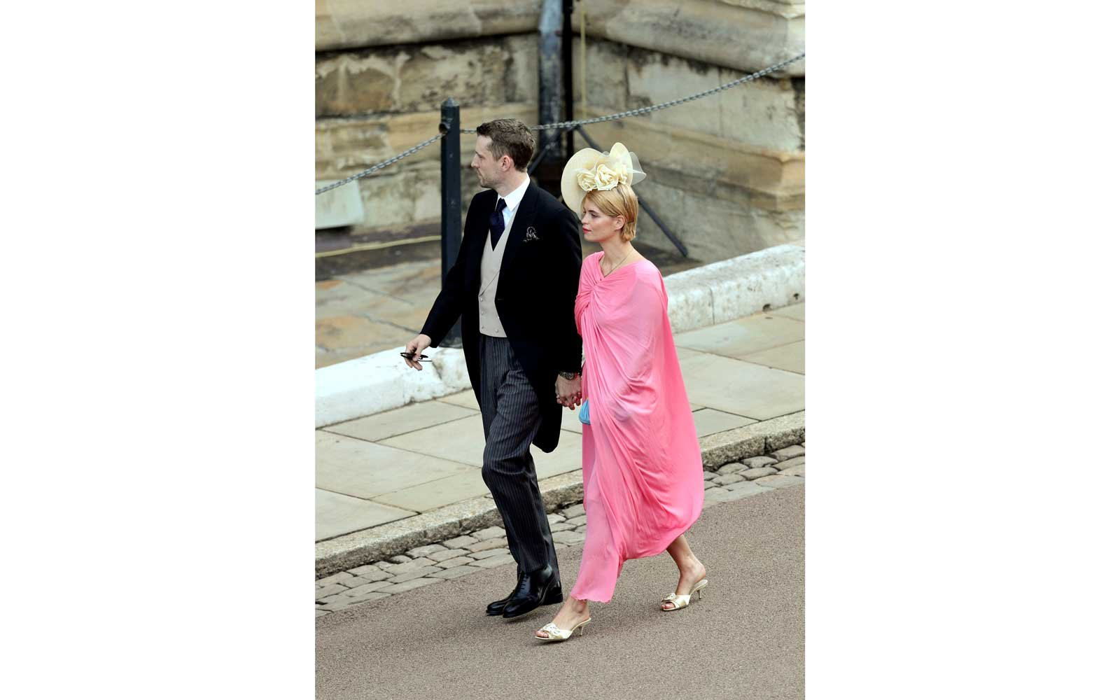 Princess Eugenie's Wedding Guests