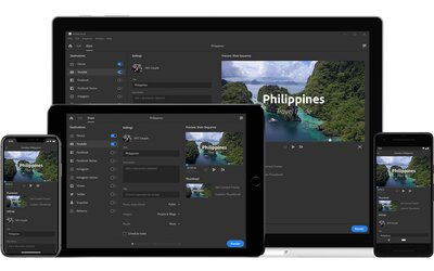Adobe Releases 'All-in-one' Video Editing App Premiere Rush
