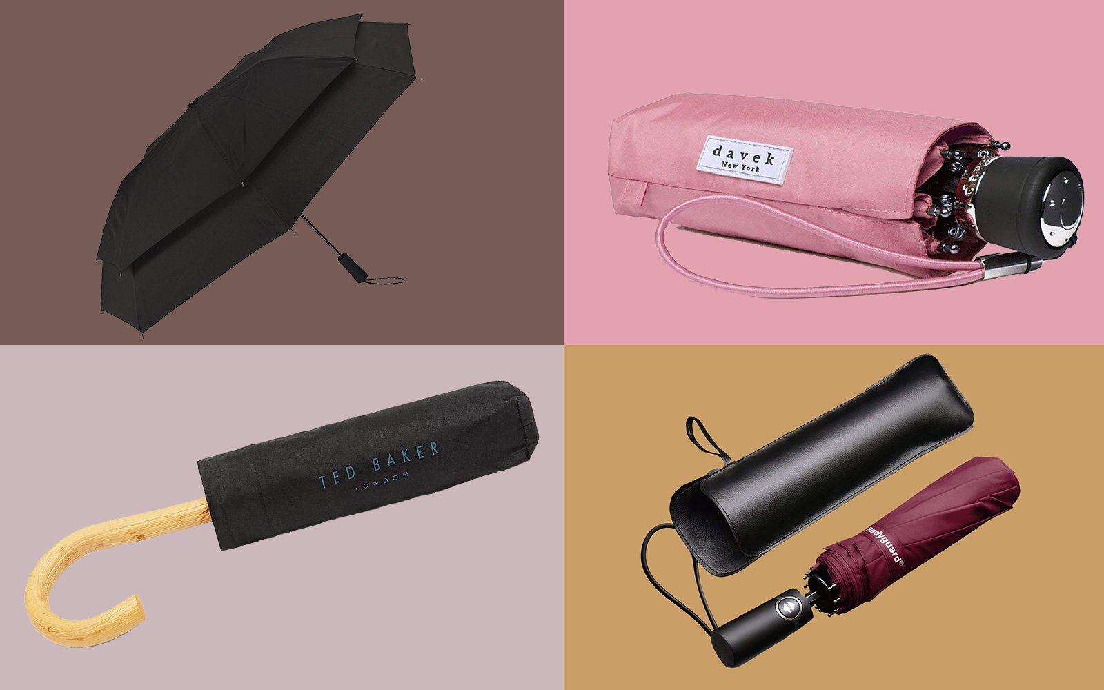 891a30c1f434f The Best Travel Umbrellas That Fit in Your Carry-on Bag | Travel + ...