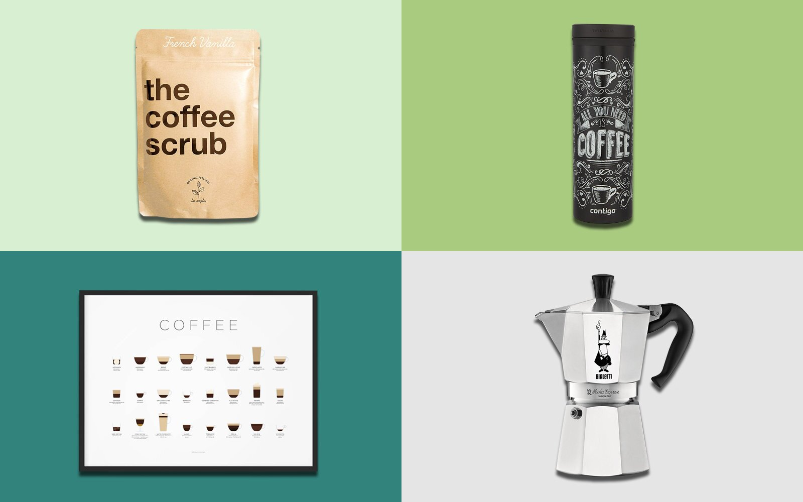 19 Gifts For Your Friends Who Like Coffee More Than People