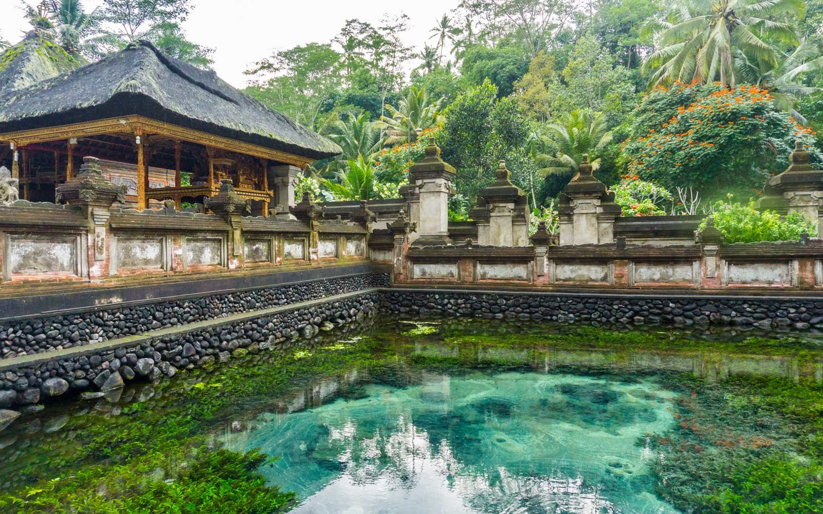 Holy Spring Water Temple (Pura Tirta Empul), Bali, Indonesia
