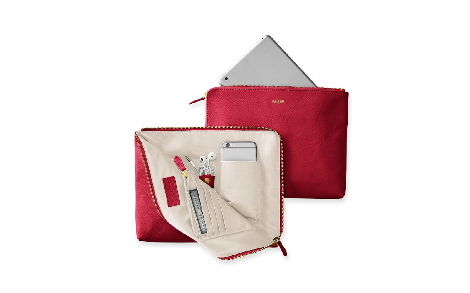 Mark & Graham, Commute Clutch, Best Gifts for Business Travelers