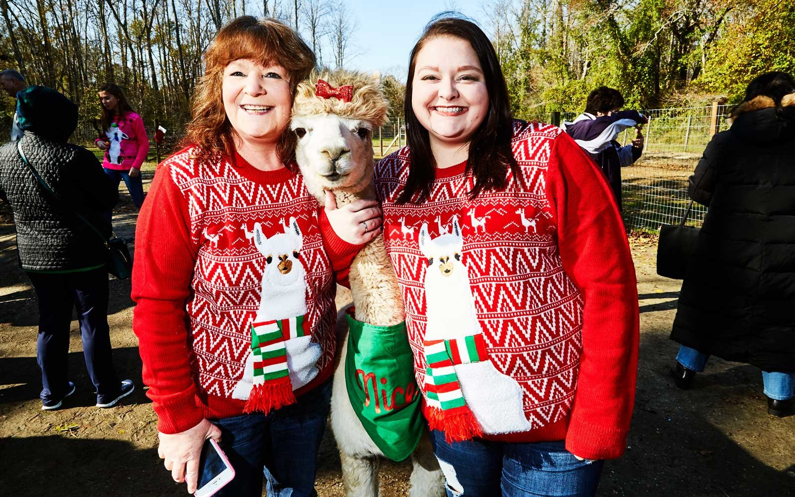 Jersey Shore Alpaca Farm - Holidays