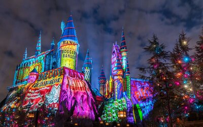 Harry Potter Christmas Ornaments Universal Studios.Celebrating The Holidays At Universal An Insider S Guide