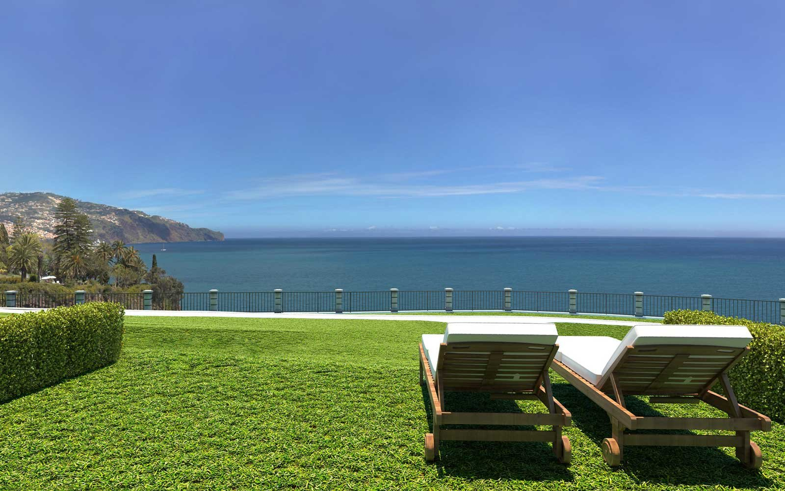 Les Suites at Cliff Bay in Madeira, Portugal