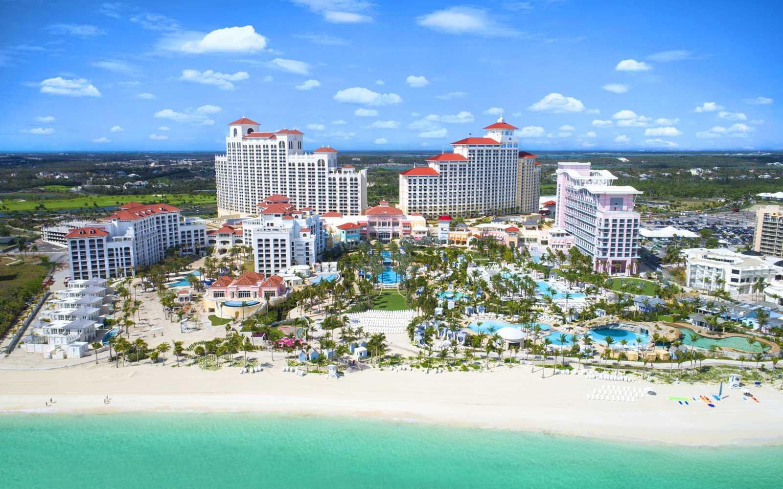 Baha Mar resort in the Bahamas