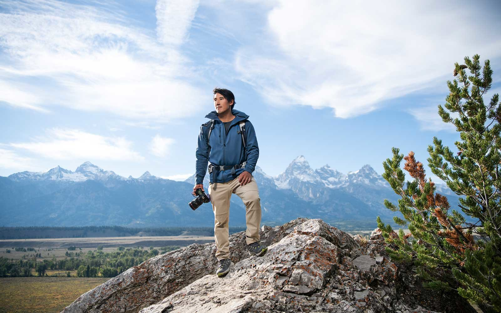 Renowned Photographer Jimmy Chin Shares His Tips For Adventure Photography