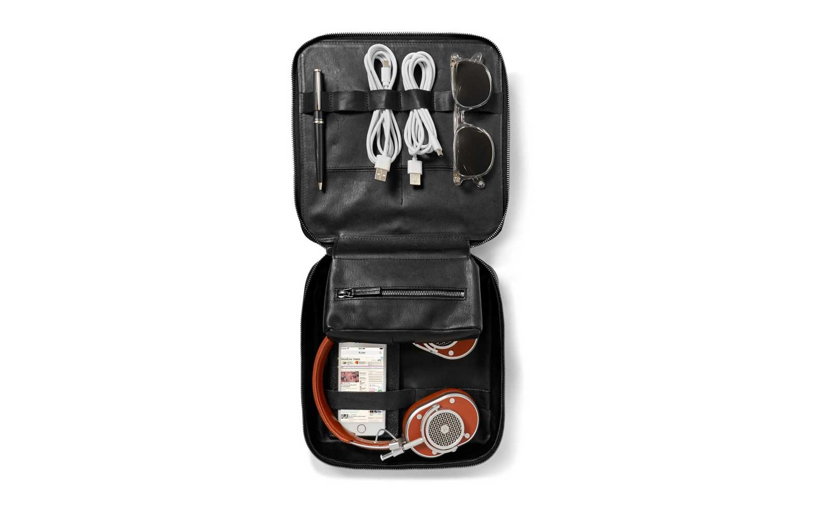 travel tech organizer case this is ground