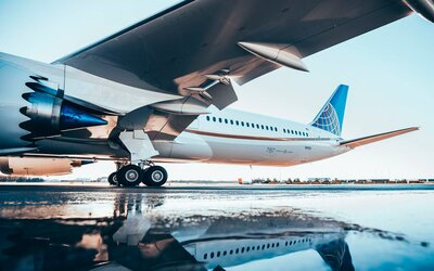 United Is the First U S  Airline to Get the Massive New 787