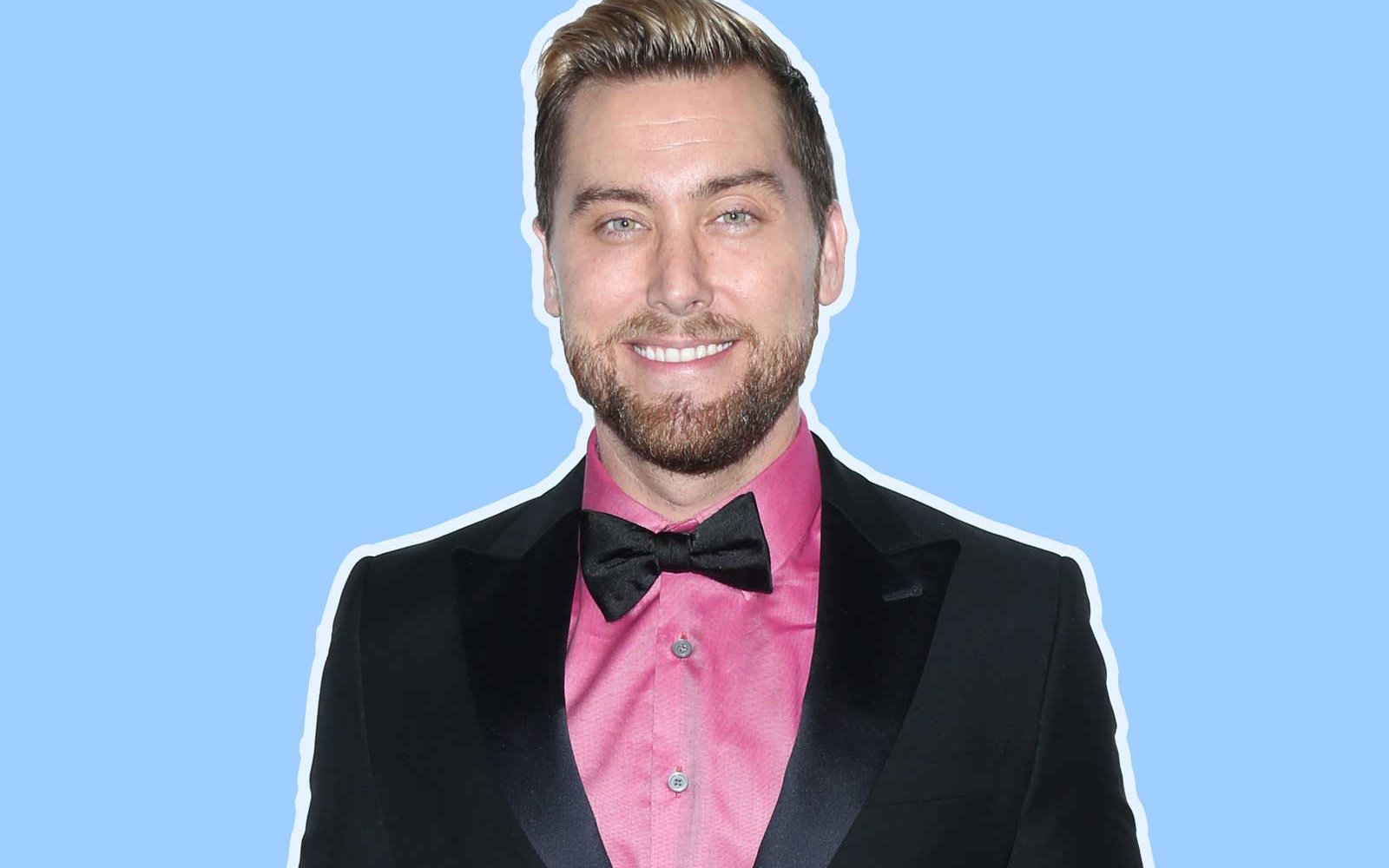 Singer Lance Bass attends the 2nd annual Vanderpump Dog Foundation Gala at Taglyan Cultural Complex on November 9, 2017 in Hollywood, California.