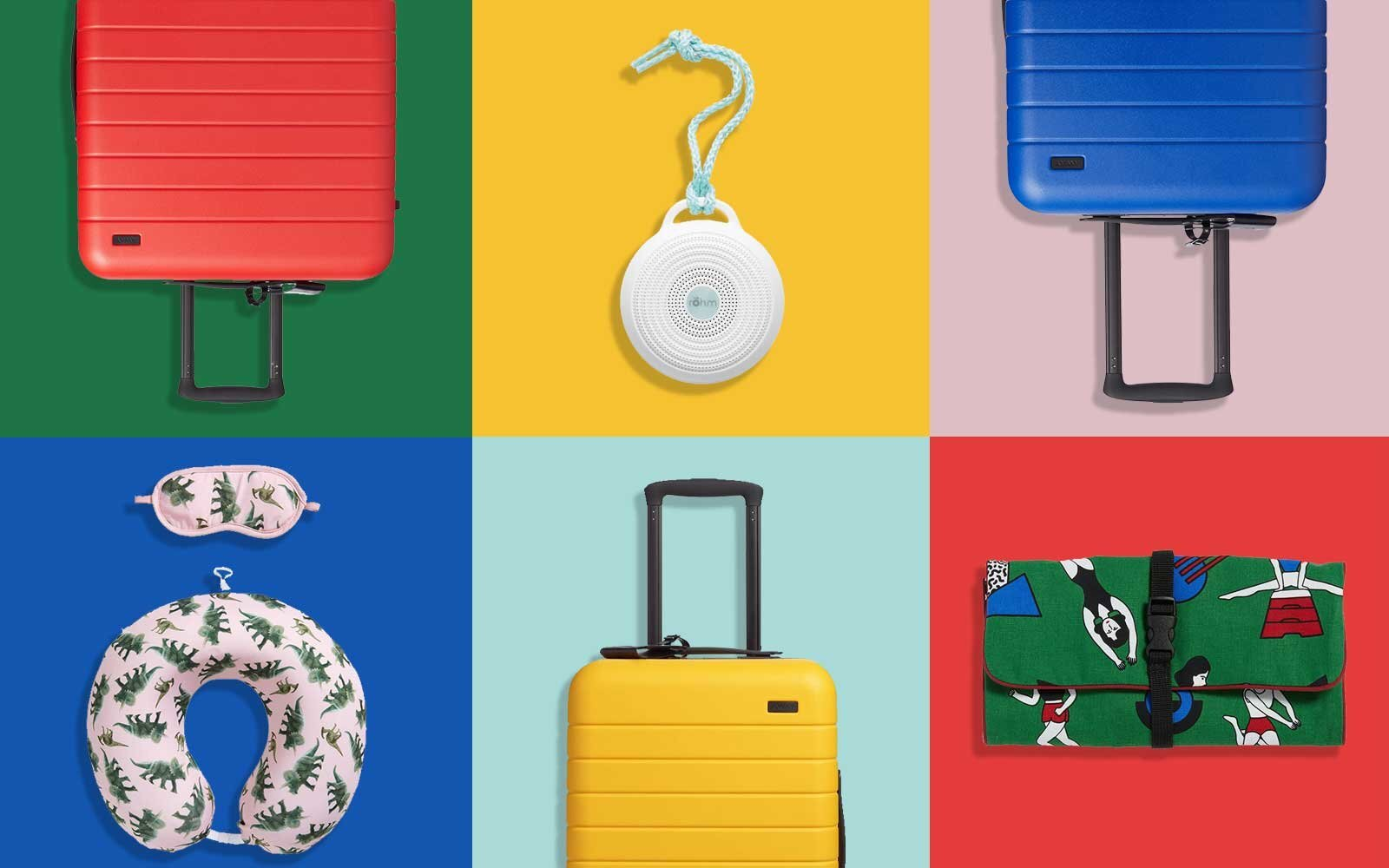 ccf8ba852d Away's New 'Pop-in' at Nordstrom Is the Best Travel Shop on the ...