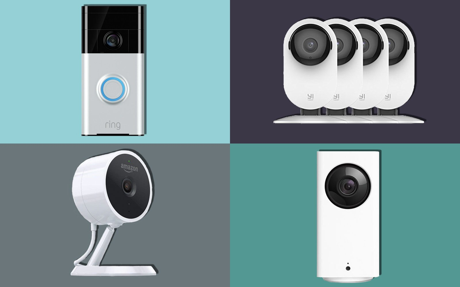 22ae098d7dcd The Best Home Security Camera Systems to Protect Your Place While ...