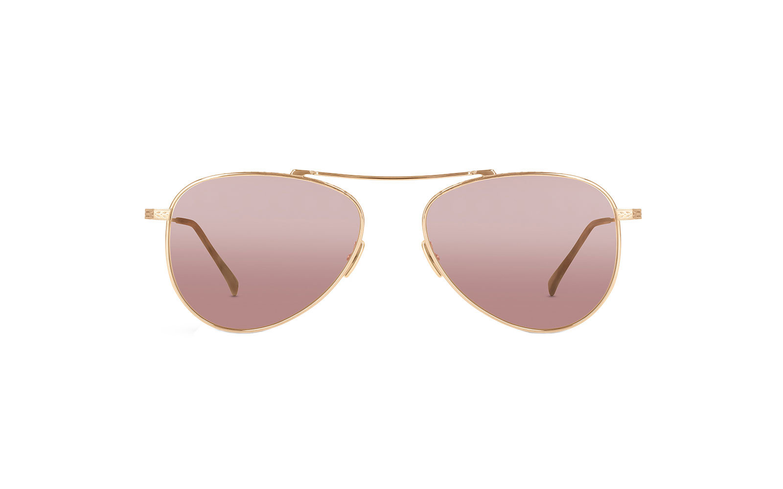 Mr. Leight Ichi S in Rose Gold-Moonstone