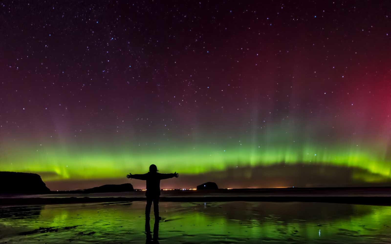Best Places To See The Northern Lights Travel Leisure