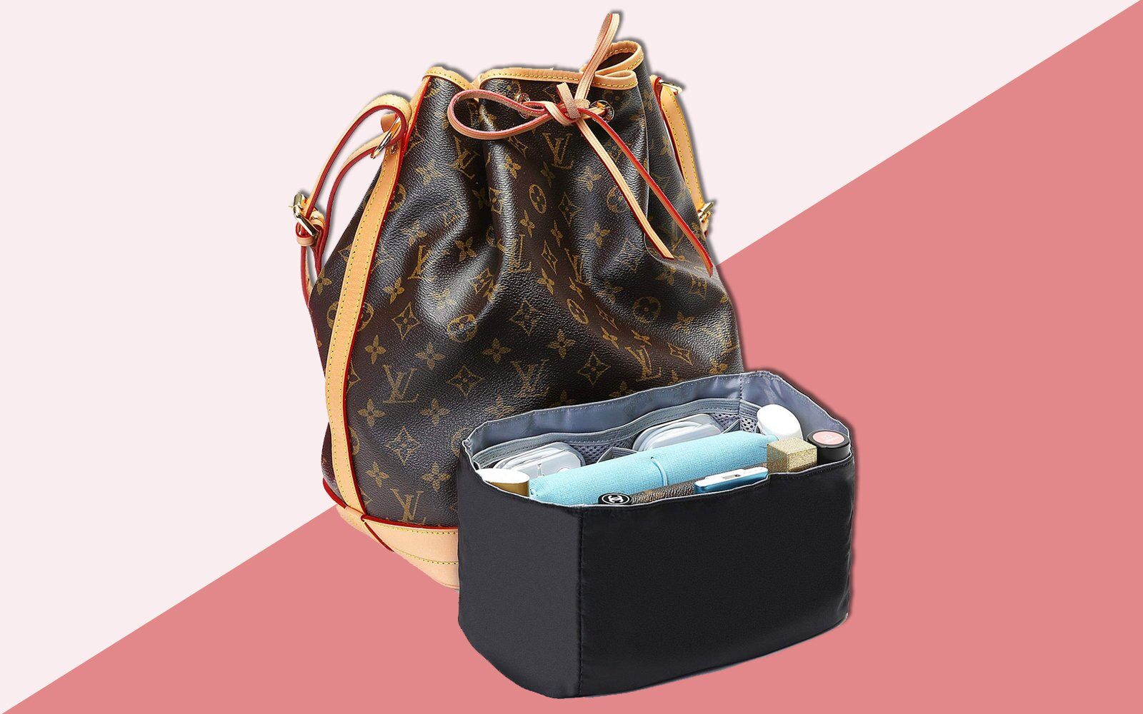 dd7b3e0357 The Best Bag Organizers to Keep Your Purse From Becoming a Jumbled Mess