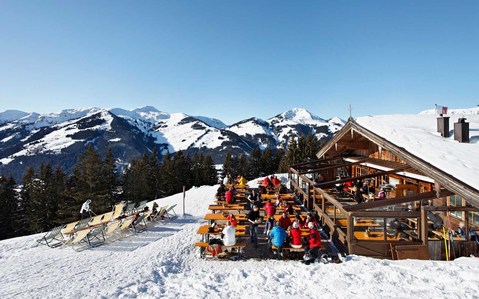Skiing Is Only Half The Fun At These Beautiful Ski