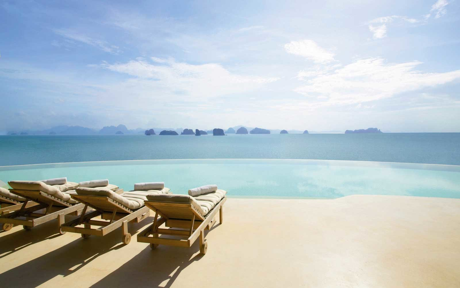 View from the Six Senses Yao Noi