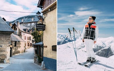 26091c41d507e Skiing in the Spanish Pyrenees at Val d'Aran Resort   Travel + Leisure