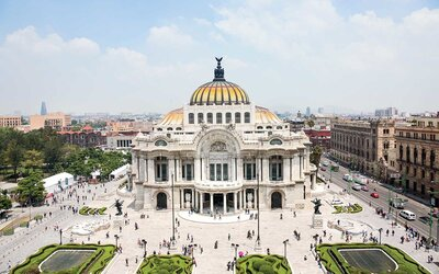 The Essential Neighborhood Guide to Mexico City | Travel + Leisure