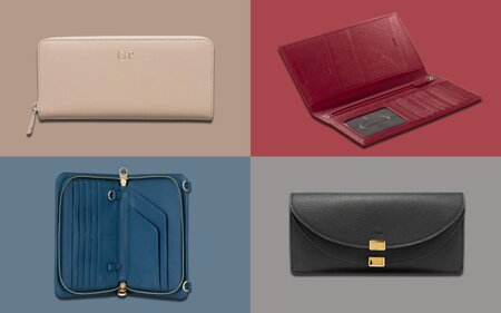 11 Women's Travel Wallets That Have Slots and Pockets for Everything