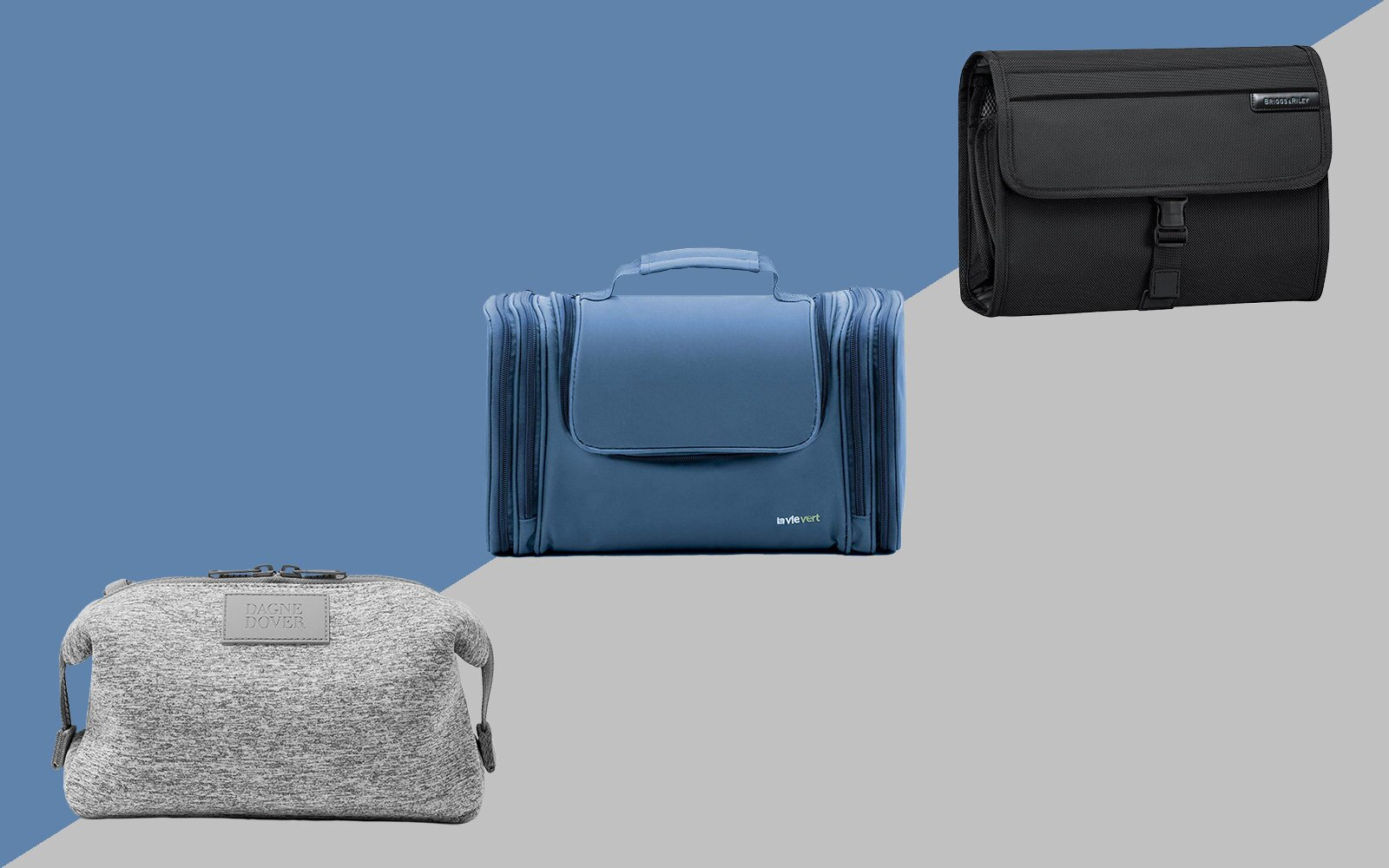67e832179c05 The Best Toiletry Bags, According to Travel Editors | Travel + Leisure