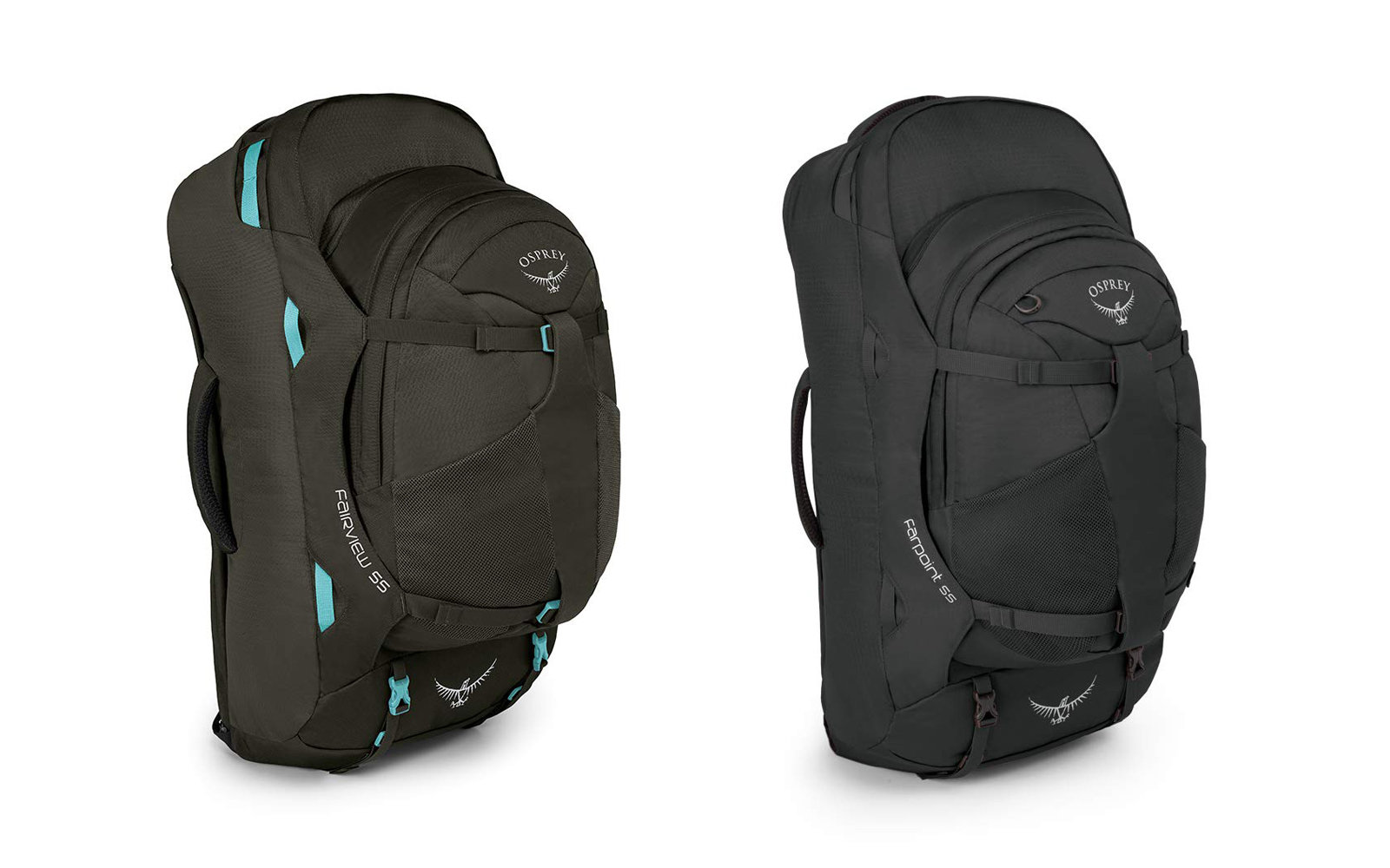 Osprey Farpoint and Fairview