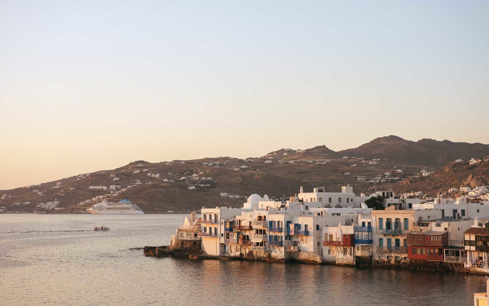 How to Visit Greece's Most Beautiful Islands for Cheap With a Eurail Pass