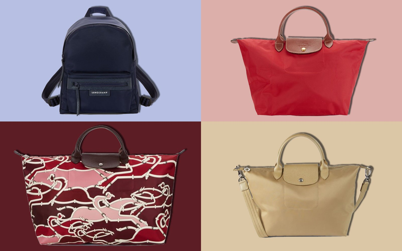 68ae235d99 Every Longchamp Bag You Could Ever Need Is on Sale Right Now ...