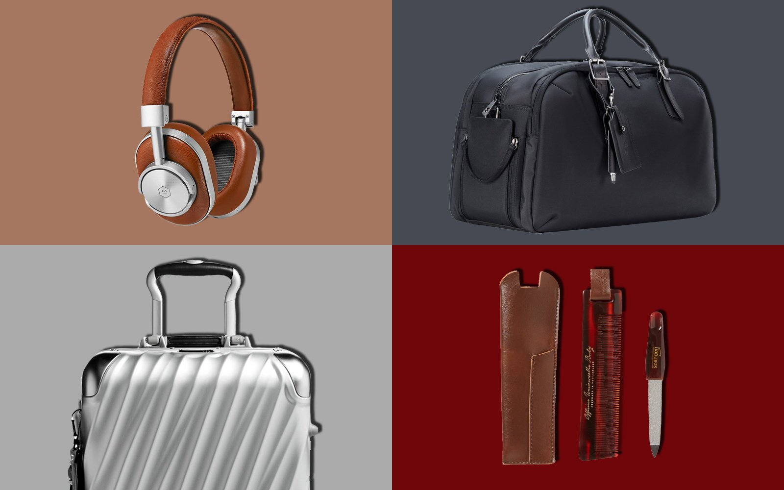 f6802337c41c The Best Travel Accessories for Men | Travel + Leisure